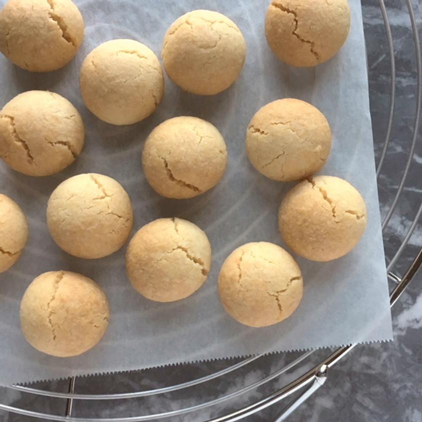 たかこさんのポリ袋で作るおいしい焼菓子