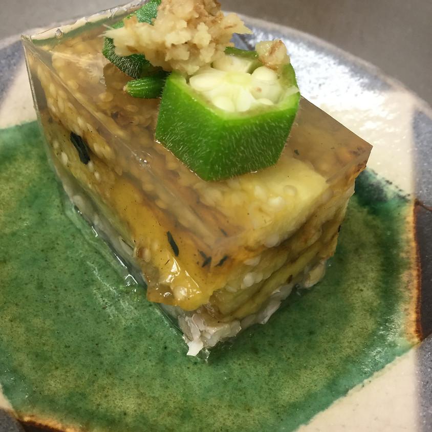 秋の極上日本料理