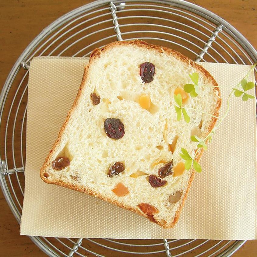 ほんのりしあわせおうちパン(実習形式)④