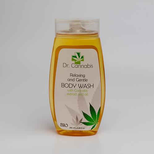Dr. Cannabis Body Wash 260ml