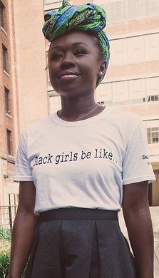 Black Girls Be Like