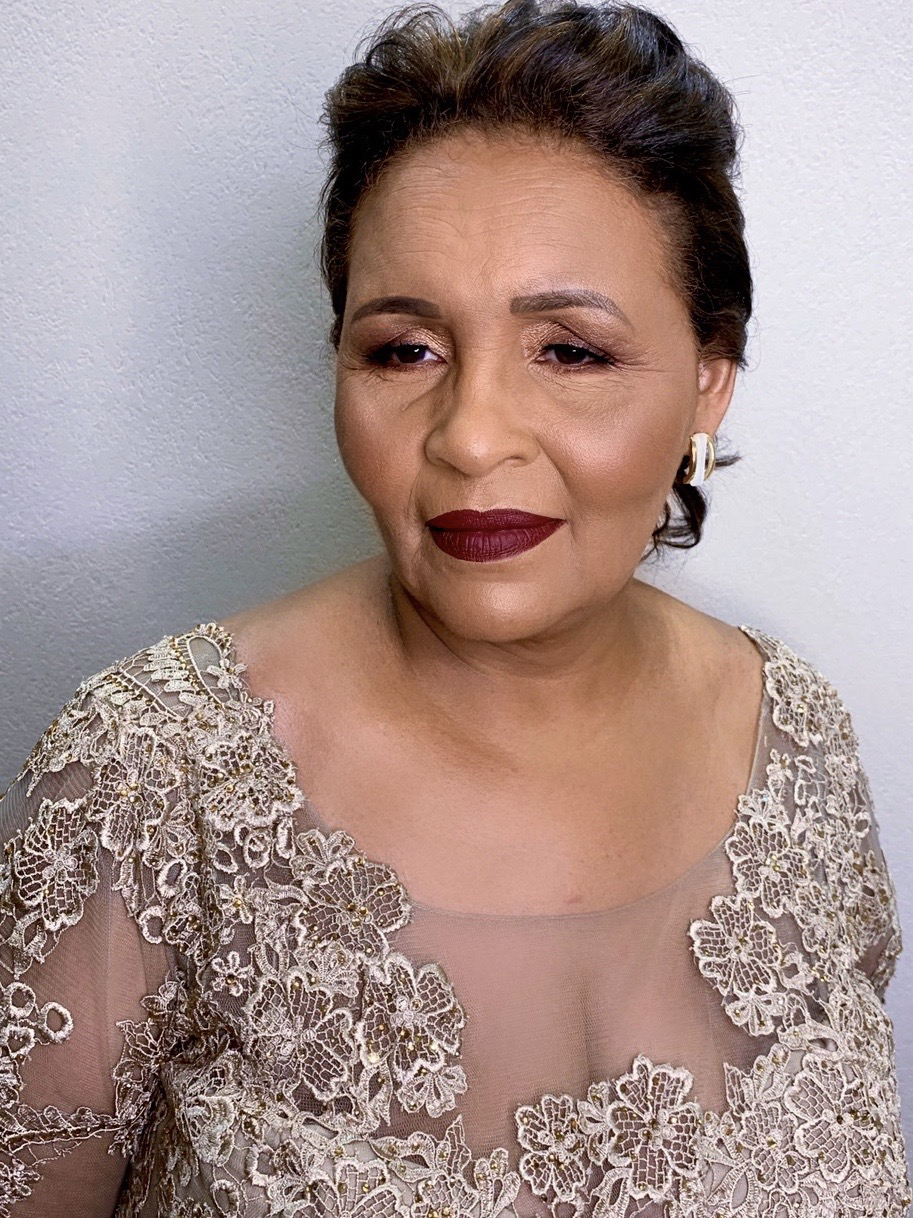 Maquiagem Pele Madura