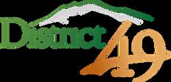 2016 District 49 D49 Logo District Full