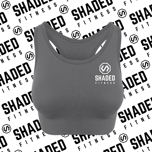 Shaded Fitness Sports Bra