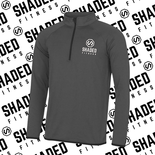 Shaded Fitness Half Zip