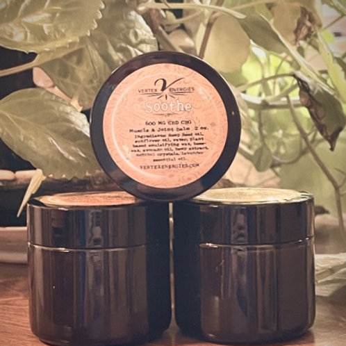 Soothe Muscle Balm