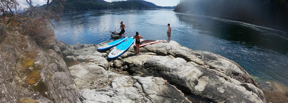 Island Paddle