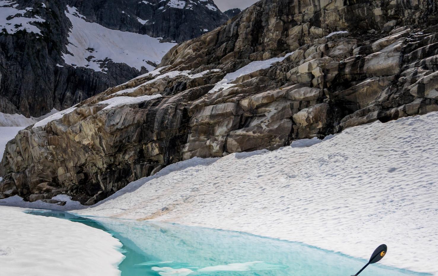 Glacial Paddle