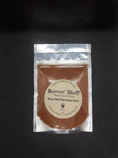 Raven Rub Blackening Spice