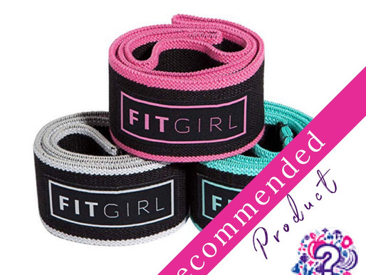 Highly Rated Fitgirl Resistance Bands