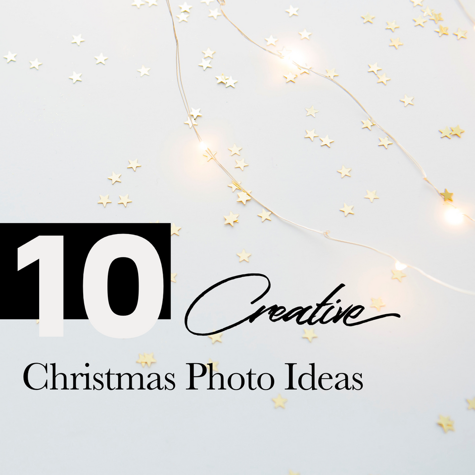 10 Creative Christmas Photo Ideas