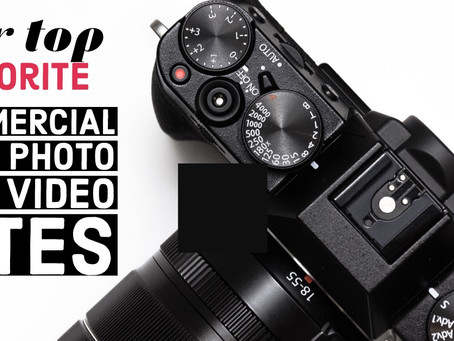 Our top favorite commercial free stock photo, video and vector sites (that are free or cheap!)