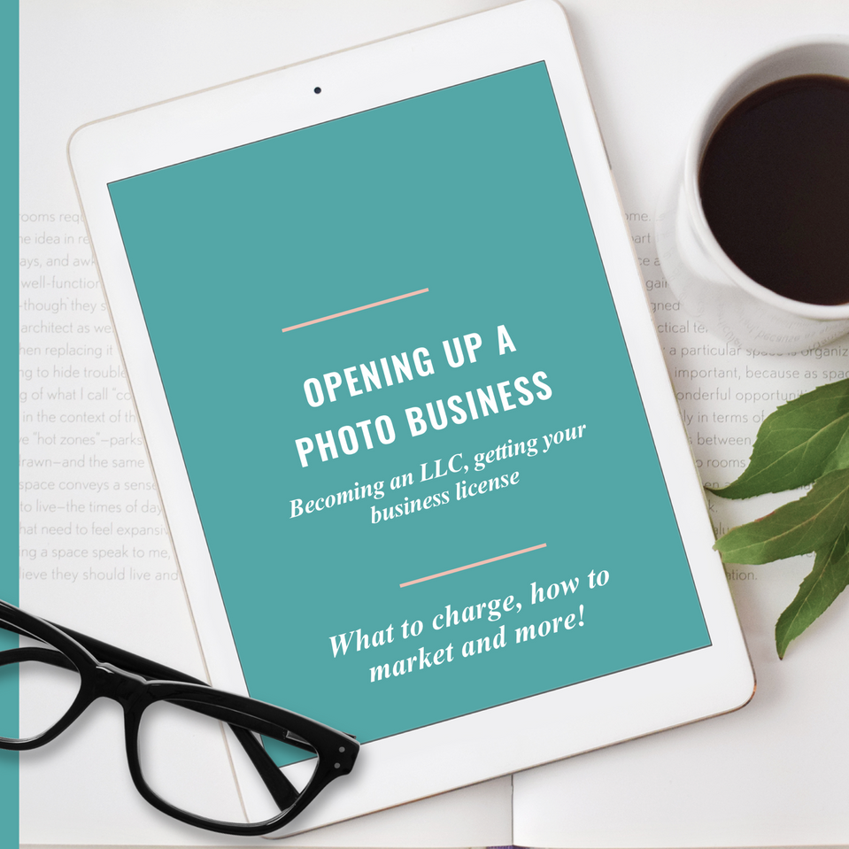 Starting a photo busness in VA- getting an LLC, business license, what to charge and more!