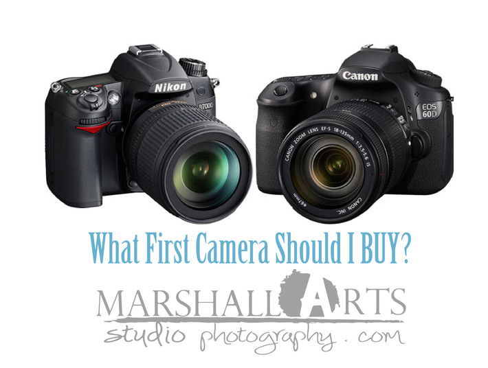 What First Camera Should You Buy?