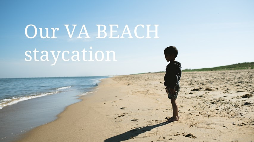 Virginia Beach, Ocean Front, First Landing State Park Staycations