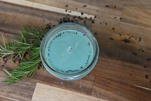 Citronella green candle