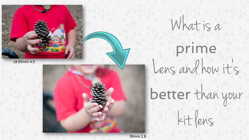 Why is a Prime Lens Better Than a Kit Lens?