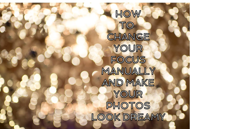 "How to Make Your Photos Look ""Dreamy"" With One Simple Button"