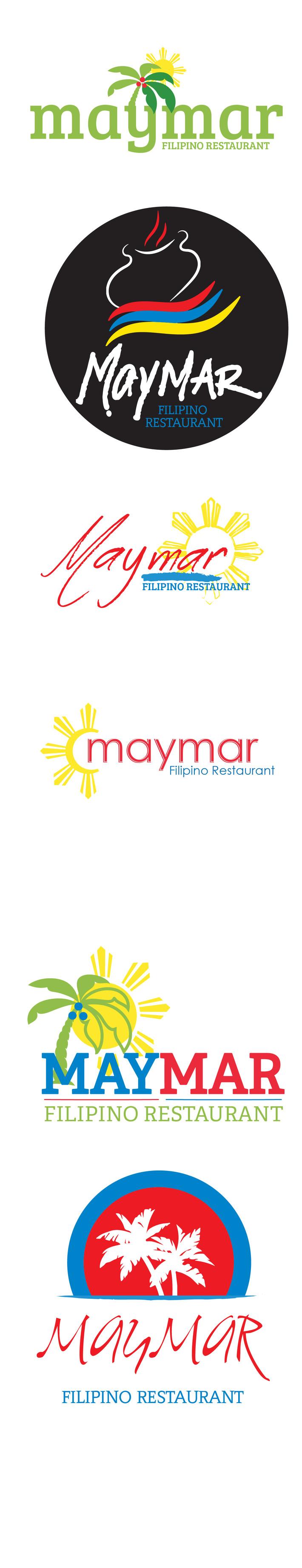 Restaurant Logo Concept Ideas Filipino Ethnic