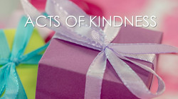 "CDM BLOG: ""Acts of Kindness"" November 2016"