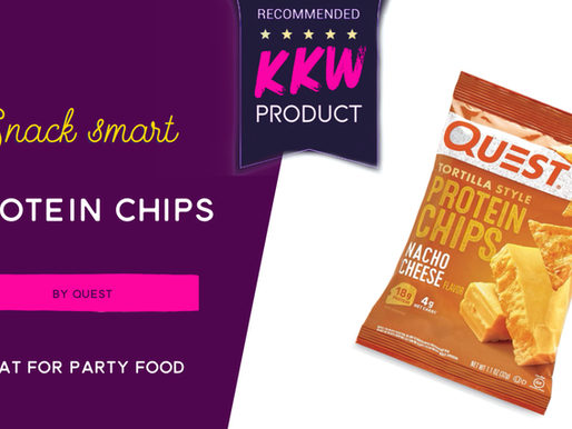 Want Chips Without The Guilt?  Check out Quest Protein Chips!