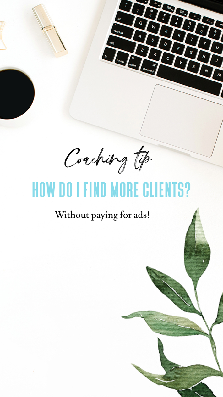 How to find photography clients without paying for ads