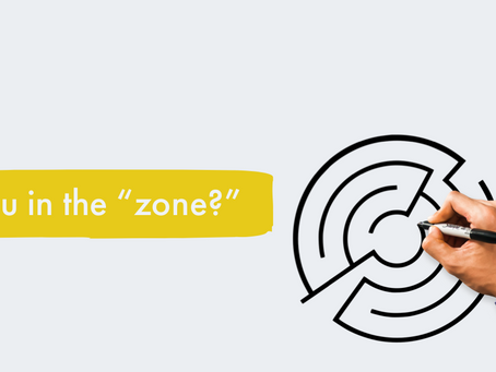 Are you in the zone?