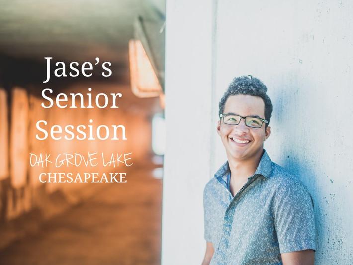 Chesapeake, Virginia Oak Grove Lake Custom Guitar Senior Portrait Photography - Jase