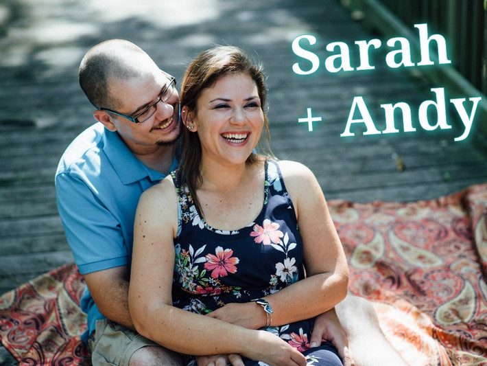 Chesapeake, VA Couples and Engagement Photography, Sarah + Andy