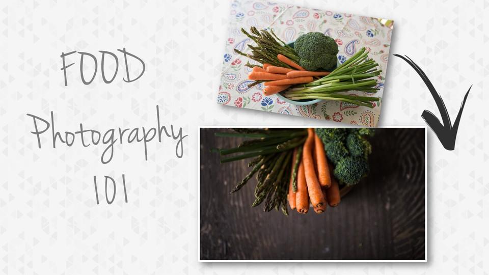 Food Photography 101