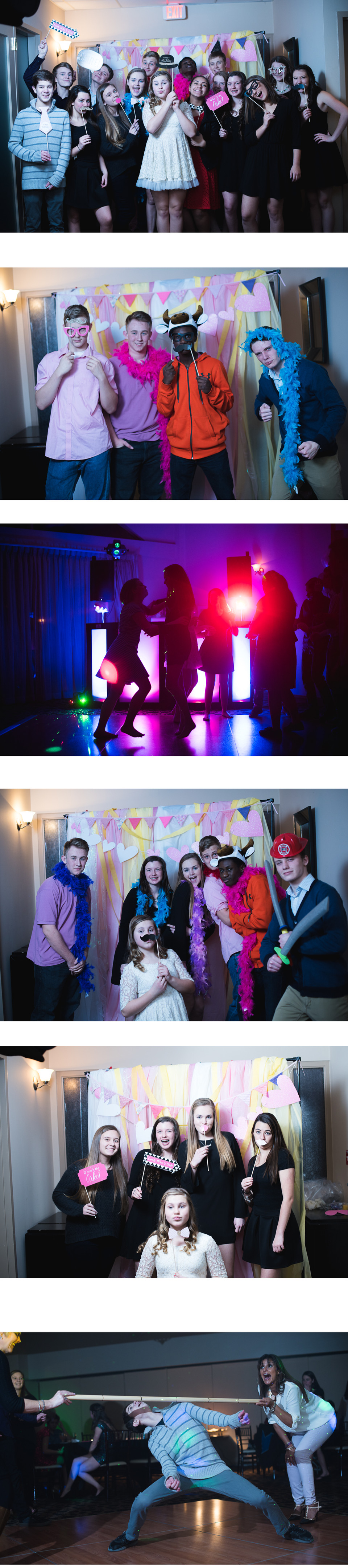 Kacey's Sweet 16 Party!