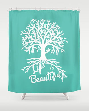 life-is-beautiful1481789-shower-curtains
