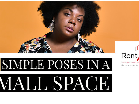 10 simple poses in a small space