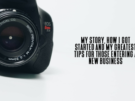 How I got started, my greatest mistakes and my favorite tips