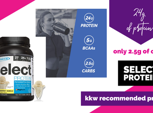 Great TASTING Protein in a variety of artisan flavors with 24g of protein and only 2.5 carbs