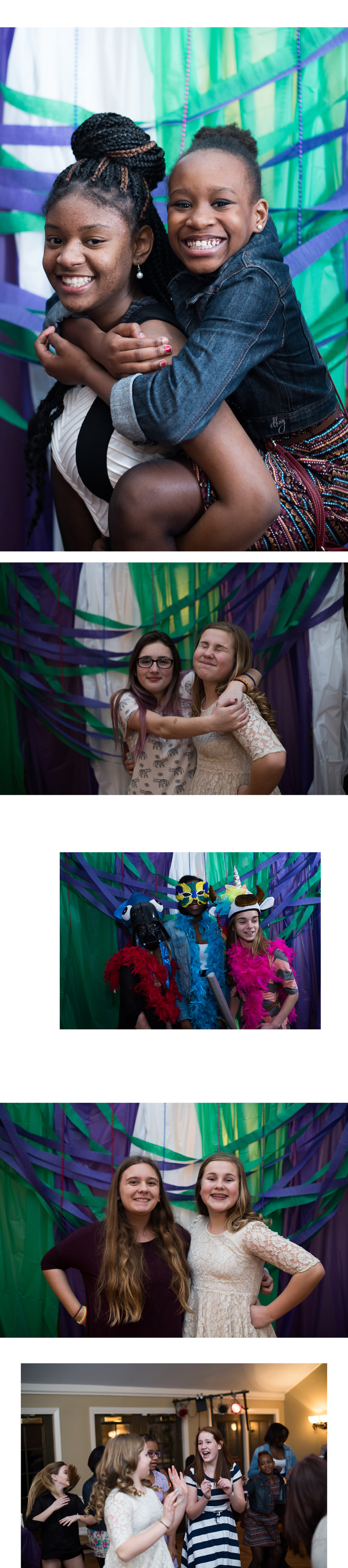 Gracie's 13th Birthday Party and Photobooth