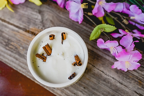 Cinnamon Trees soy candle