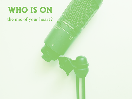 Who is on the Mic?