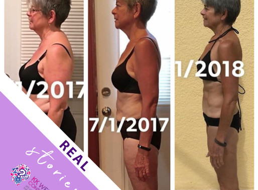 """Real Client Stories: """"I've Lost 60 Pounds"""""""