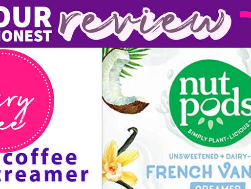 Nutpods- A Yummy New KKW Approved  Coffee Creamer