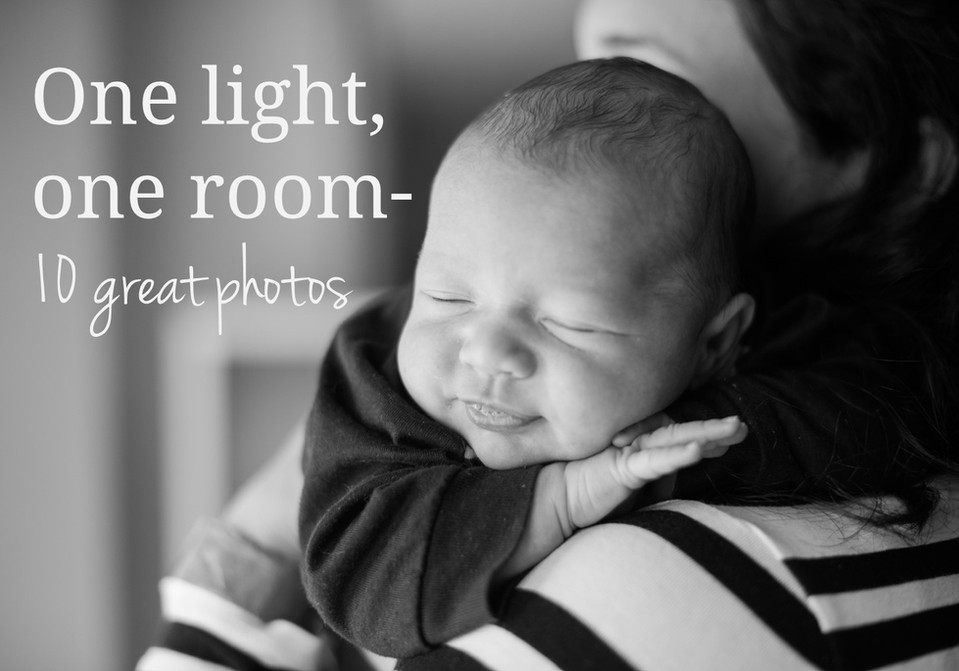 One Light, One Room, 10 Great Photos To Take