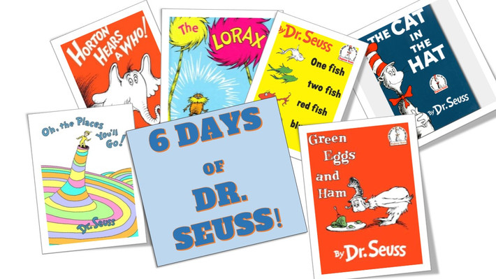 6 Day of Dr. Seuss, Literature Unit