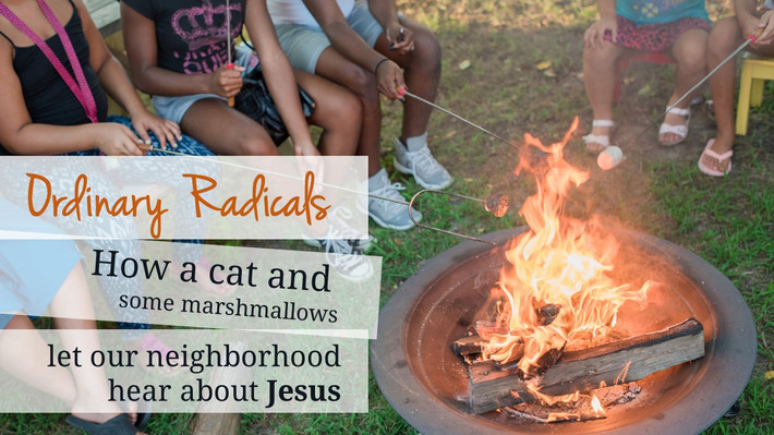 Ordinary Radicals: How a Cat and Some Marshmallows Let our Neighborhood Hear About Jesus