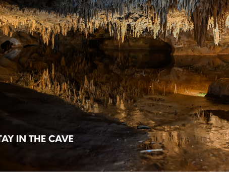 Stay in the Cave
