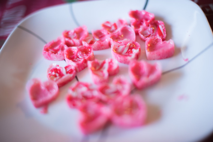 Valentine Heart Mints with Candy Canes {Pinterest VS Reality}