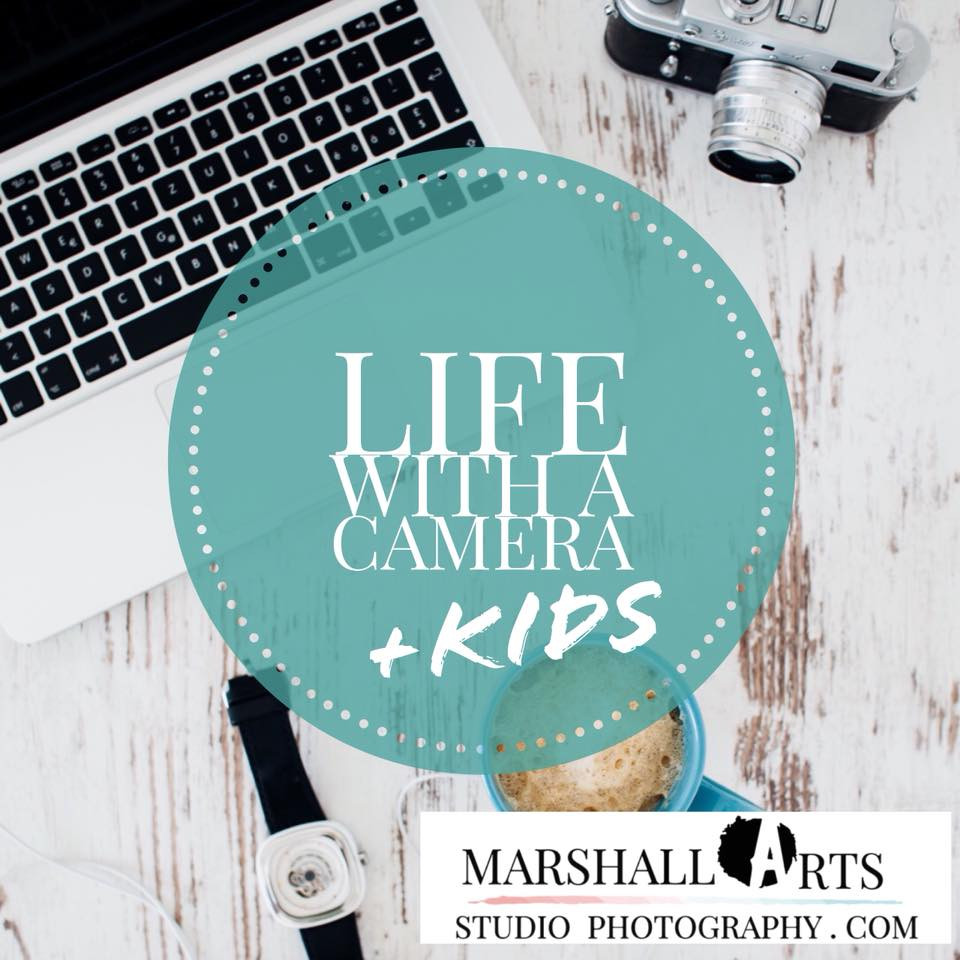 We started a Podcast! Life with a Camera with Kids