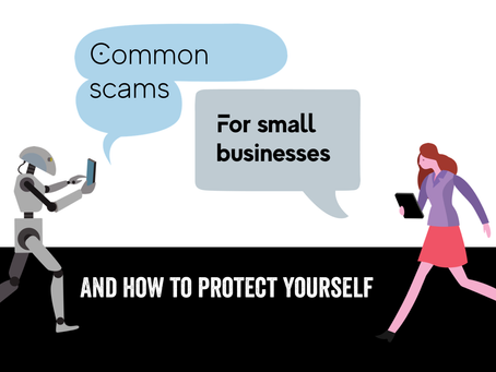 How to catch common small business scams and how to protect yourself