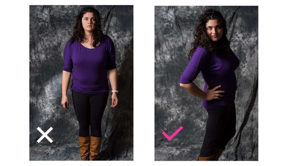 Rock Your Curves and Rock Your Photos: Flattering Poses for Curvy Bodies
