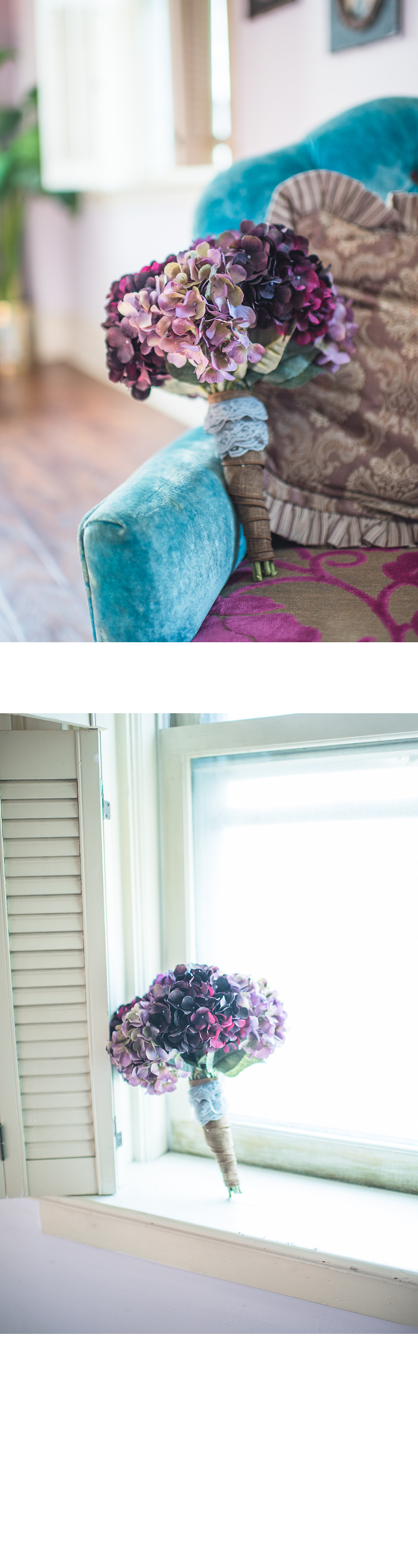 Shakespeare and Co. Lexington, Kentucky Wedding Photographer Erin And Joel Purple, Mint, Blush Gold and Vintage Victorian Glam Venue Shabby Chic