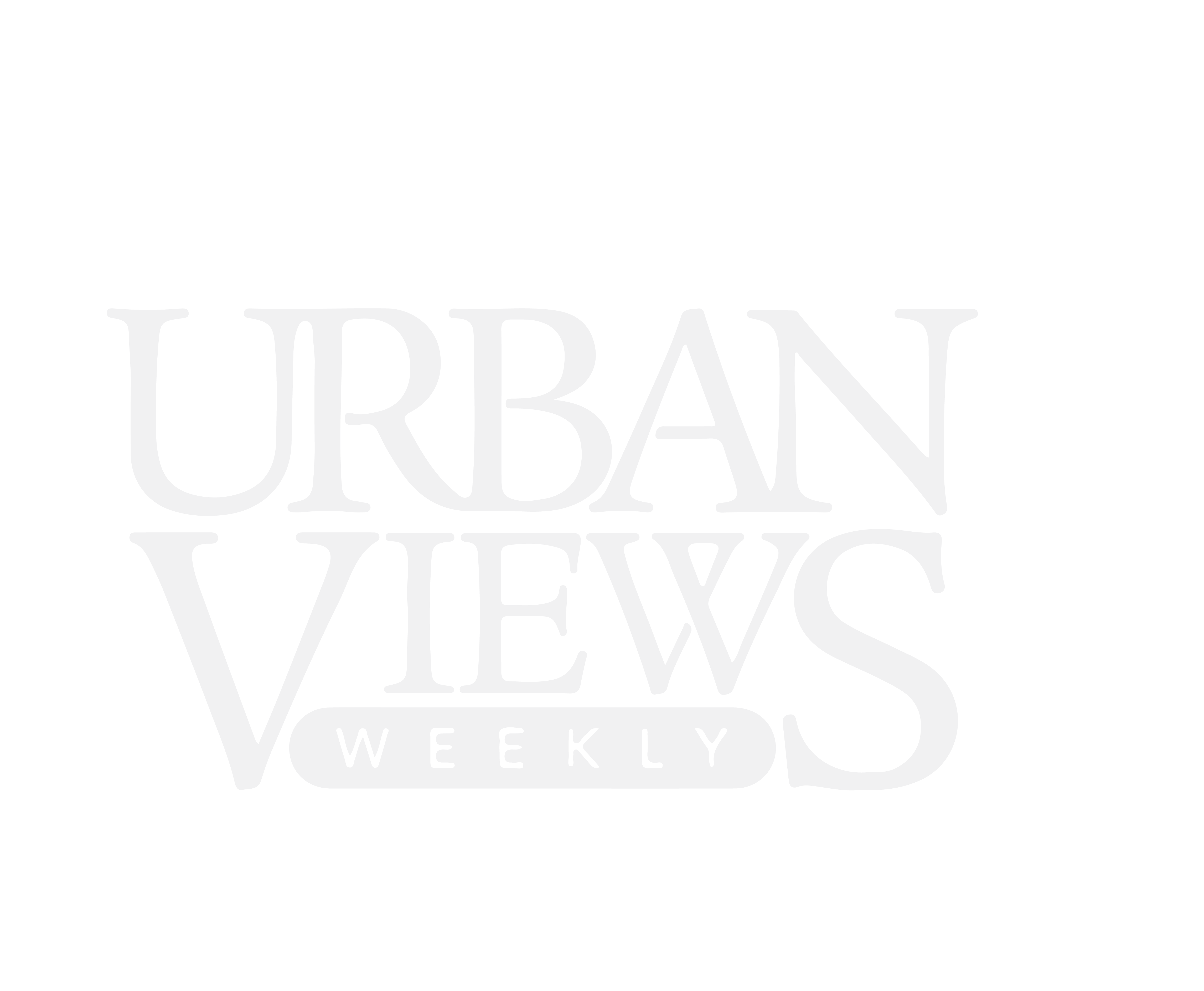 URBAN NEWS WEEKLY FEATURE